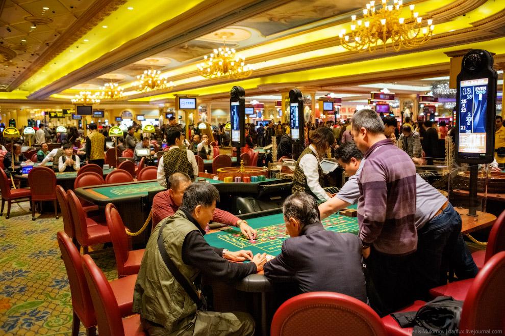 Крупное интернет казино -