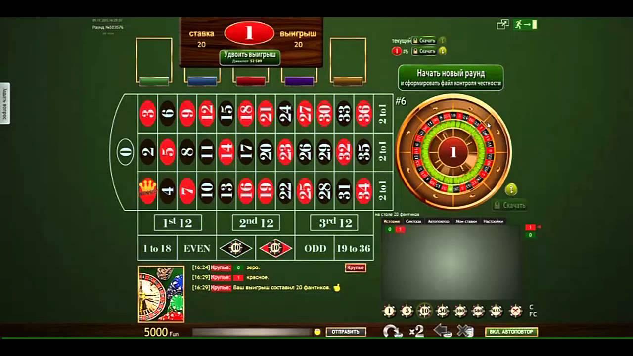 Миф о заработке в интернет-казино Доступное для всех.